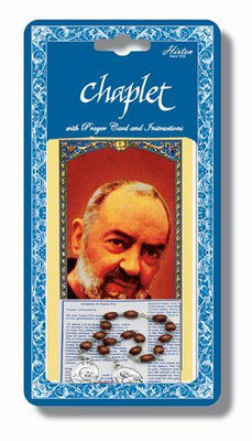 St. Padre Pio Chaplet Beads