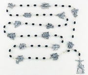 15 Stations of the Cross Rosary (Handmade) - Unique Catholic Gifts