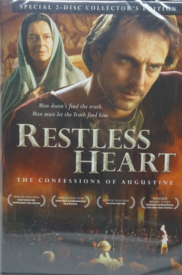 Restless Heart:The Confessions of Saint Augustine DVD