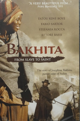 Bakhita DVD: From Slave to Saint jmj