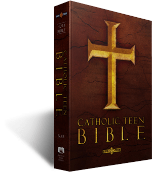Catholic Teen Bible NAB - Unique Catholic Gifts