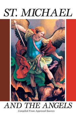 St. Michael and The Angels - Unique Catholic Gifts