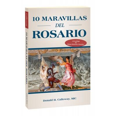 10 Maravillas del Rosario by Fr. Donald Calloway, MIC. - Unique Catholic Gifts