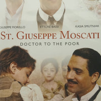 Saint Giuseppe Moscati DVD - Unique Catholic Gifts