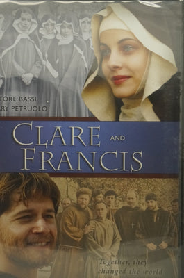 Clare and Francis DVD - Unique Catholic Gifts