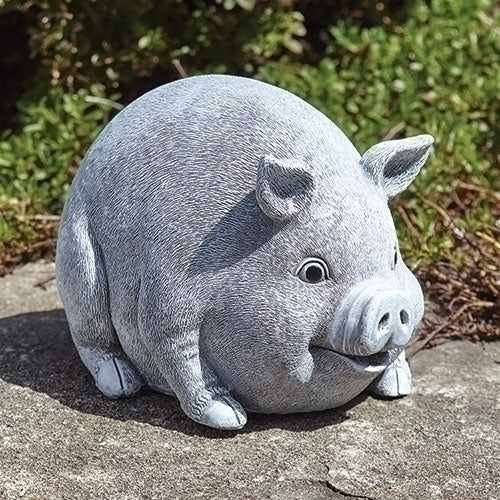 "6""H Pig Bluetooth Speaker Pudgy Pals - Unique Catholic Gifts"