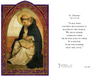 St. Dominic Holy Card - Unique Catholic Gifts