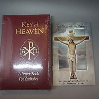 Stations of the Cross, Keys of Heaven Books - Unique Catholic Gifts
