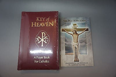 Stations of the Cross, Keys of Heaven Books