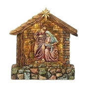 "Standing Nativity LED Decoration  7 1/4"" - Unique Catholic Gifts"