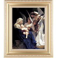 Bouguereau Heavenly Melodie Gold Frame