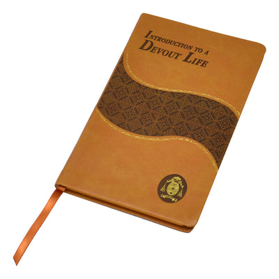 Introduction To A Devout Life Leatherette Gift Book - Unique Catholic Gifts