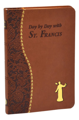 Day By Day With St. Francis - Unique Catholic Gifts