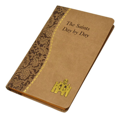 The Saints Day By Day - Unique Catholic Gifts