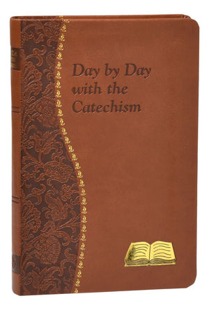 Day By Day With The Catechism - Unique Catholic Gifts