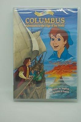 Columbus:Adventures to the Edge of the World DVD jmj - Unique Catholic Gifts