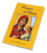 Prayers to Mary by Rev. Virgilio Noe - Unique Catholic Gifts