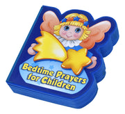 Bedtime Prayers For Children (St. Joseph Angel Books) - Unique Catholic Gifts