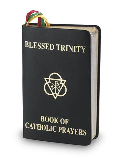 Blessed Trinity Book of Catholic Prayers - Unique Catholic Gifts