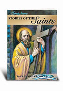 Miniature Stories of the Saints Book 1 - Unique Catholic Gifts