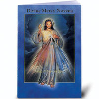 Divine Mercy Novena and Prayers - Unique Catholic Gifts