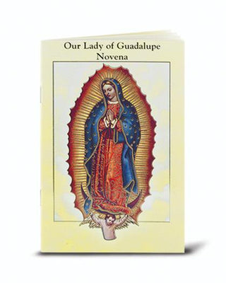 Our Lady of Guadalupe Novena - Unique Catholic Gifts