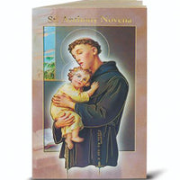 St. Anthony Novena Book - Unique Catholic Gifts