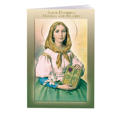 St. Dymphna Novena and Prayers - Unique Catholic Gifts