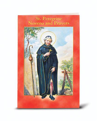 Saint Peregrine Novena Book - Unique Catholic Gifts