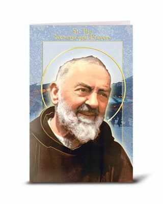 St. Padre Pio Novena and Prayers - Unique Catholic Gifts