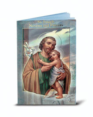 St. Joseph Novena and Prayers - Unique Catholic Gifts