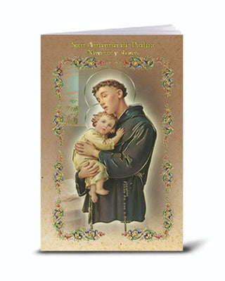 San Antonio de Padua Novena y Rezos - Unique Catholic Gifts