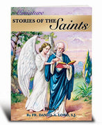 Miniature Stories of the Saints Book 7 - Unique Catholic Gifts
