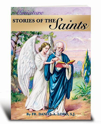 Miniature Stories of the Saints Book 7