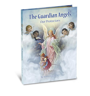 Guardian Angels Story Book (Gloria Stories) Hardcover by Daniel A. Lord (Author) - Unique Catholic Gifts