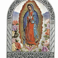 Our Lady of Guadalupe Easel - Unique Catholic Gifts