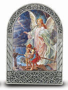 "Guardian Angel Easel (2"") - Unique Catholic Gifts"