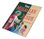 Miracles of Jesus y Fr Lovasik - Unique Catholic Gifts