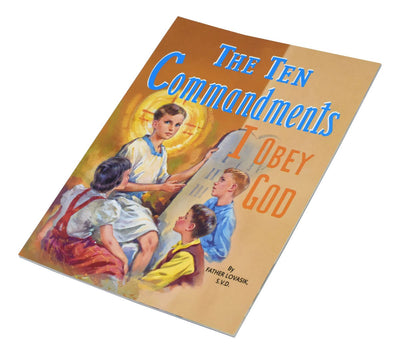 The Ten Commandments by Father Lovasik S.V.D.