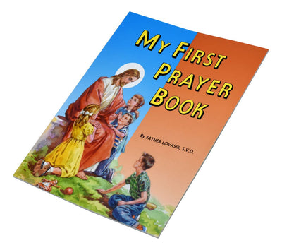 My First Prayer Book by Father Lovasik S.V.D. - Unique Catholic Gifts