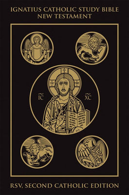 New Testament Ignatius Catholic Study Bible by Scott Hahn (Hard Cover) - Unique Catholic Gifts
