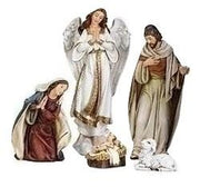 "12.5"" Nativity Set 5 pieces - Unique Catholic Gifts"
