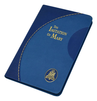 Imitation of Mary (Leatherette) by Thomas Kempis - Unique Catholic Gifts