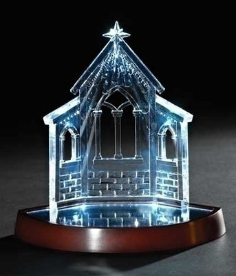 Bethlehem Stable LED Decoration/ Ornament 7.5
