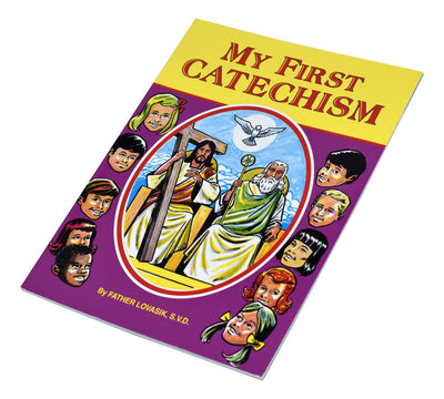 My First Catechism by Father Lovasik S.V.D. - Unique Catholic Gifts