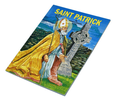 Saint Patrick by Father Lovasik S.V.D. - Unique Catholic Gifts