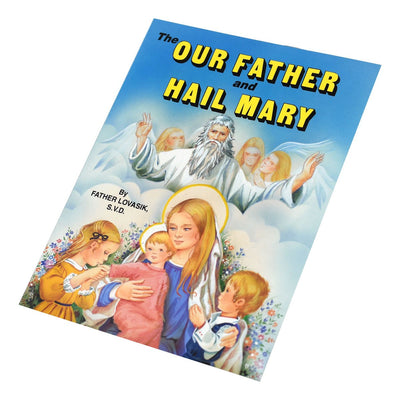 The Our Father and Hail Mary by Father Lovasik S.V.D. - Unique Catholic Gifts
