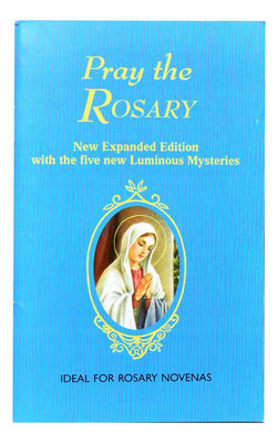 Pray The Rosary Booklet - Unique Catholic Gifts