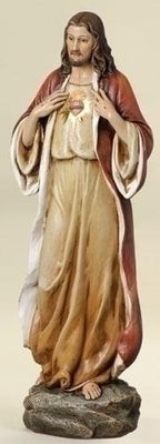 Sacred Heart of Jesus Statue (14