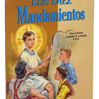 Los Diez Mandamientos - Unique Catholic Gifts